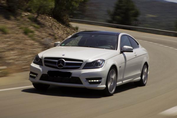 Mercedes-Benz C C220